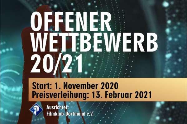 33. OFFENE WETTBEWERB 20/21 Filmklub-Dortmund e.V.