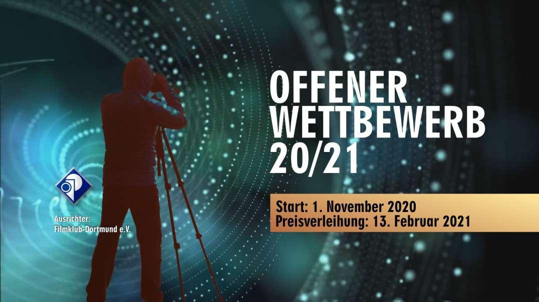 Offener Wettbewerb 20/21 | Filmklub Dortmund e.V.