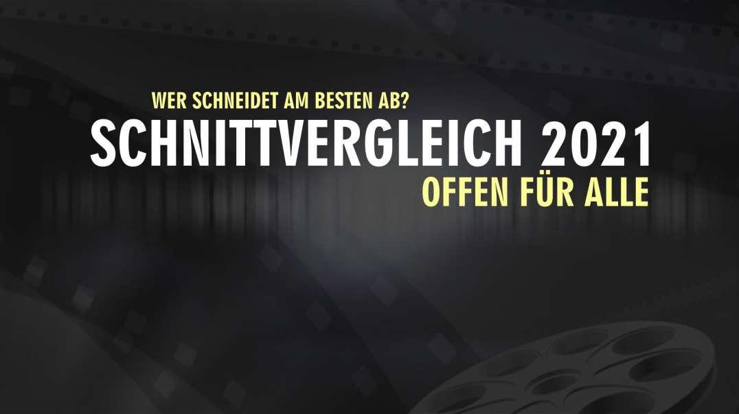 SCHNITTVERGLEICH 2021 - OFFEN FÜR ALLE