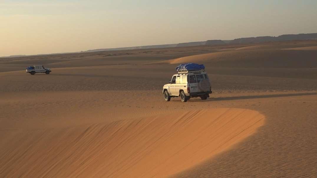 Die Wüste und ihr Geheimnis