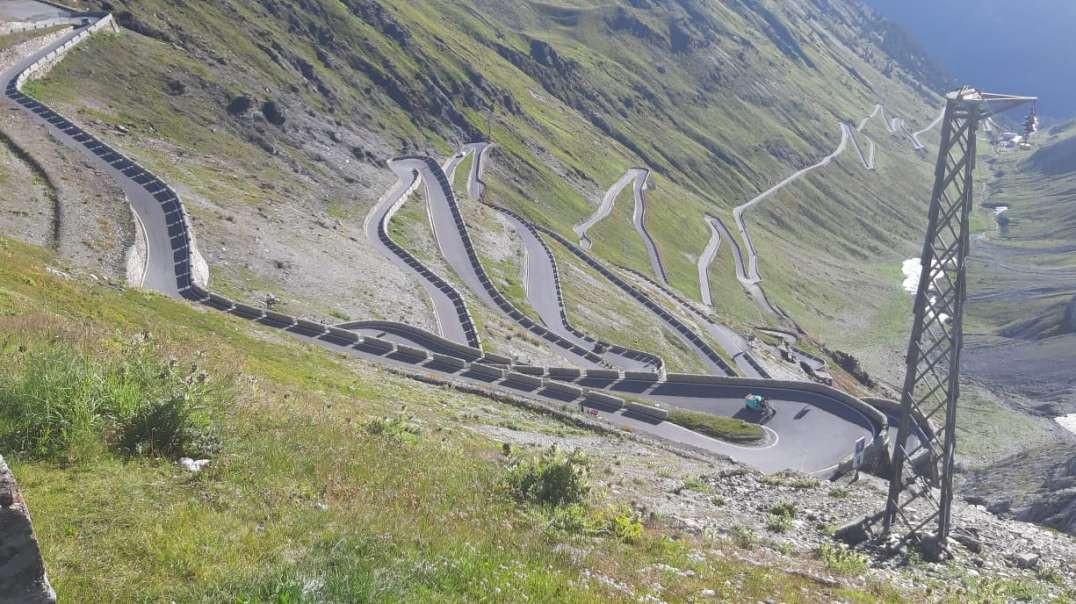 Eine Triketour durch Südtirol