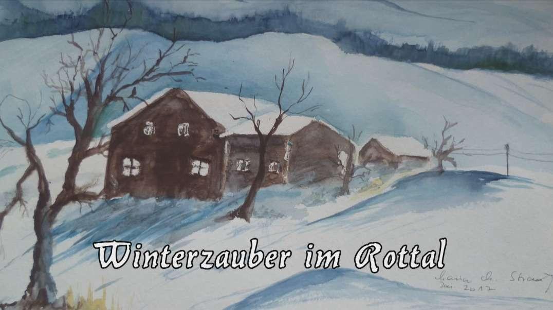 Winterzauber im Rottal
