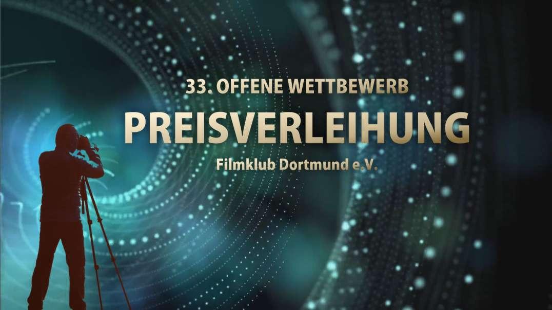 Preisverleihung Offener Wettbewerb - Filmklub Dortmund e.V.