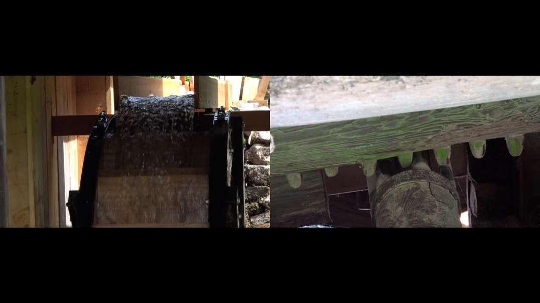Die Klopfsäge - Wasser- und Holzkantate