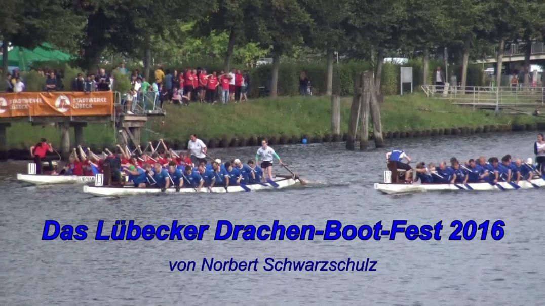 Lübecker Drachen-Boot-Fest 2016
