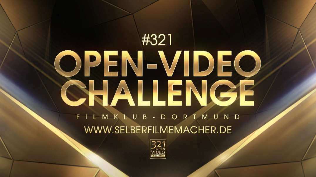 Preisverleihung #321-Open-Video-Challenge 2021 - Filmklub Dortmund